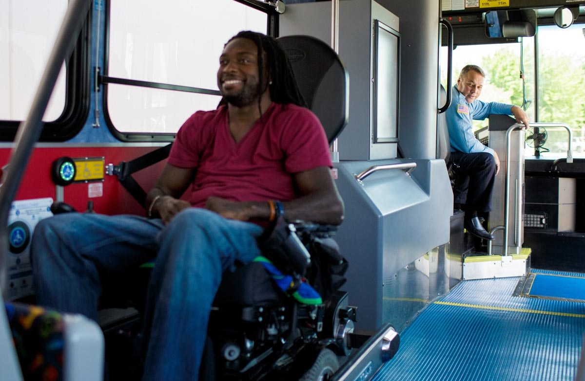 QUANTUM Case Study: Securing the Future of Accessibility at Tulsa Transit