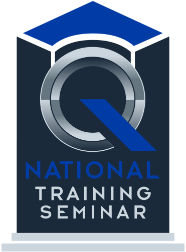 National Training Seminar Logo