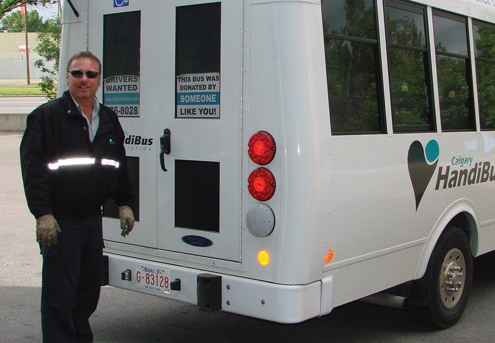 OMNI Anchorages Case Study: Calgary Handibus