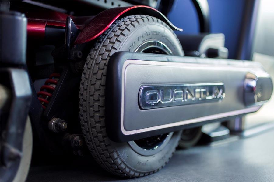 Quantum close up