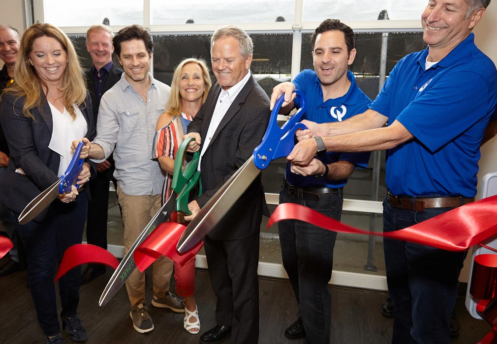 Q'STRAINT Opens New Corporate Headquarters