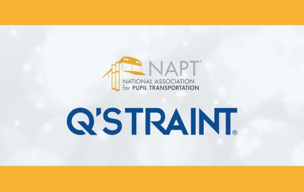 NAPT Selects Winner for the Q'STRAINT/Sure-Lok Special Needs Transportation Award