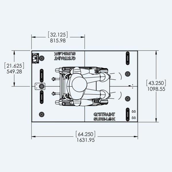QSL Training Table engineering diagram