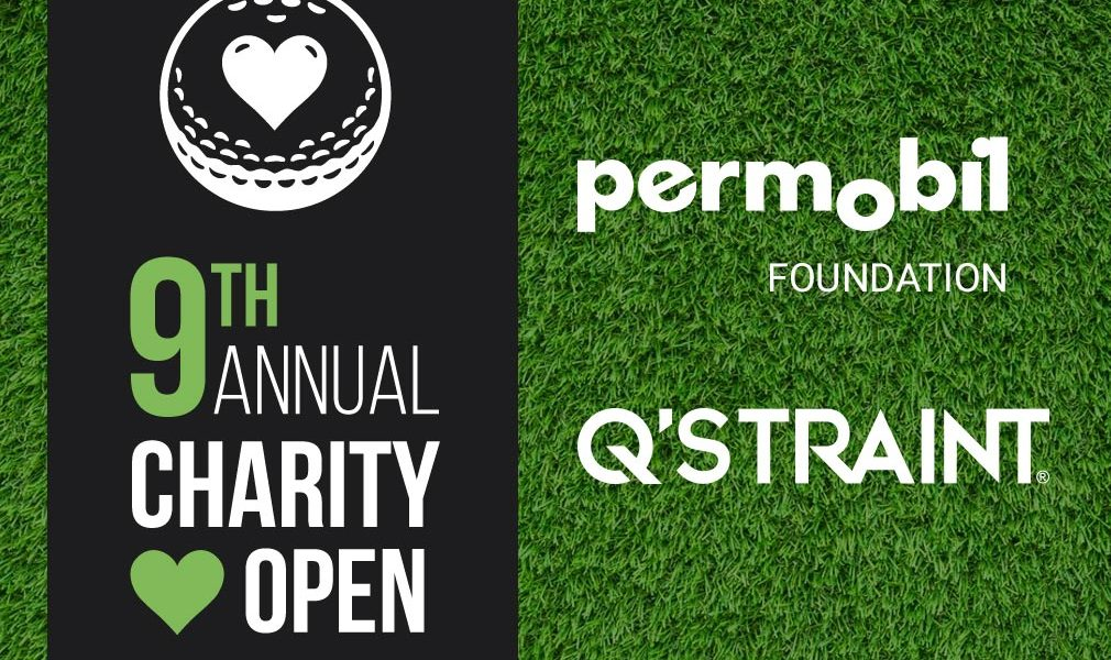 Q'STRAINT Permobil Golf Tournament Sponsorship