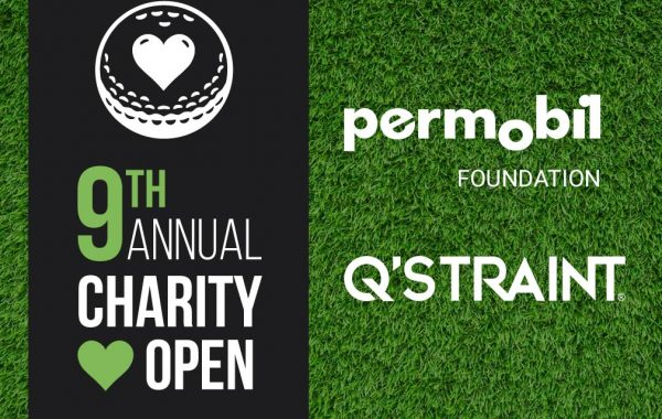 Q'STRAINT Returns as a Sponsor of the Permobil Charity Golf Tournament