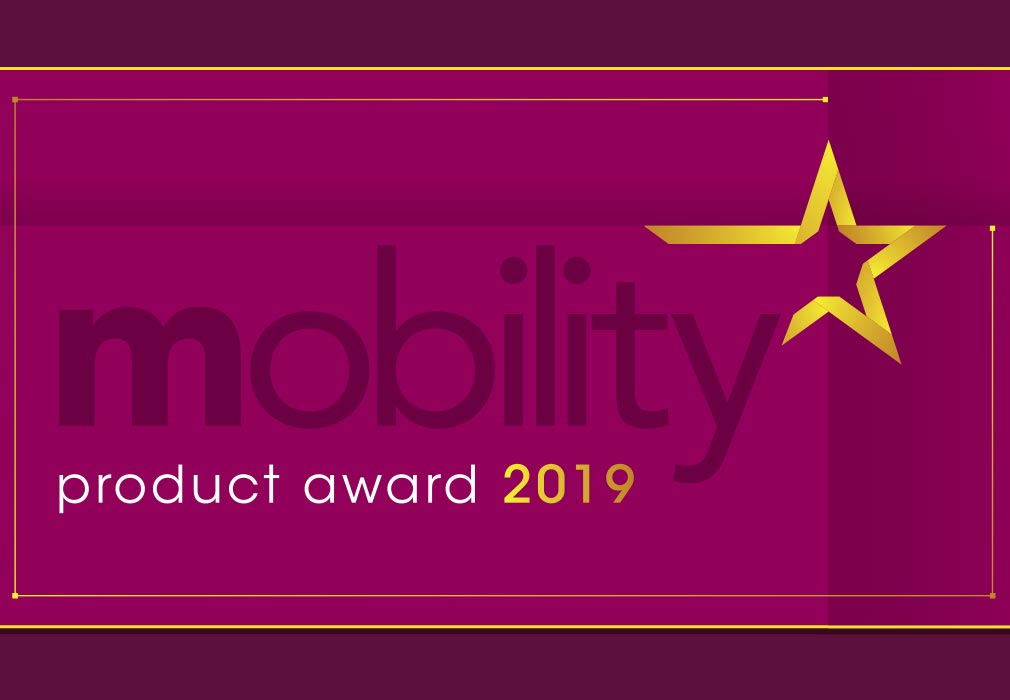 QLK-150 Wins the 2019 Mobility Product Award for Wheelchair Securement