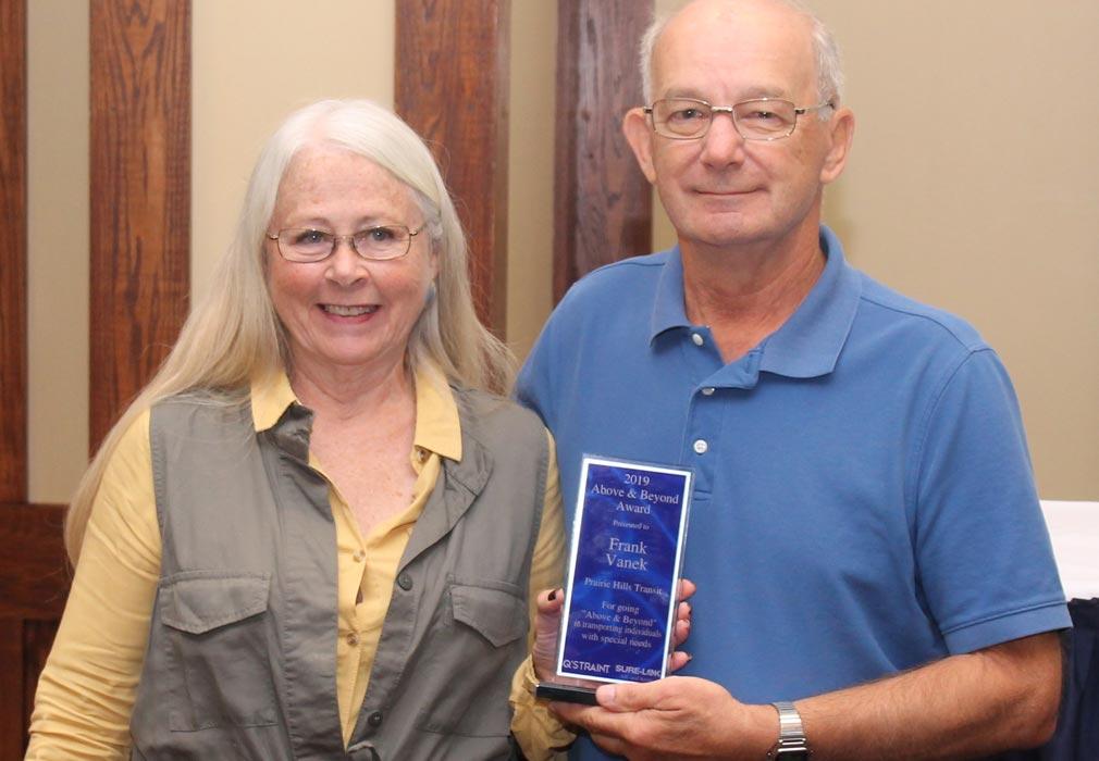 Dakota Transit Association Announces QSL Above and Beyond Award Winners
