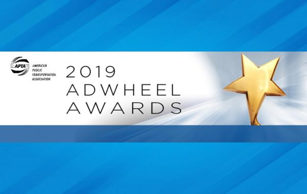 Q'STRAINT WINS 2019 APTA AdWheel Grand Award
