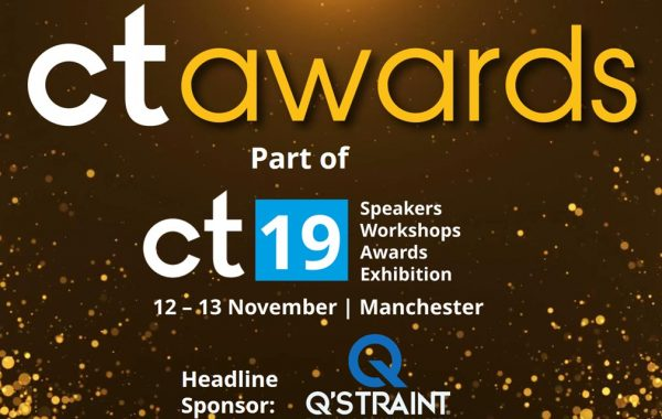 Q'STRAINT Sponsors CT'19 and Community Transport of the Year Award
