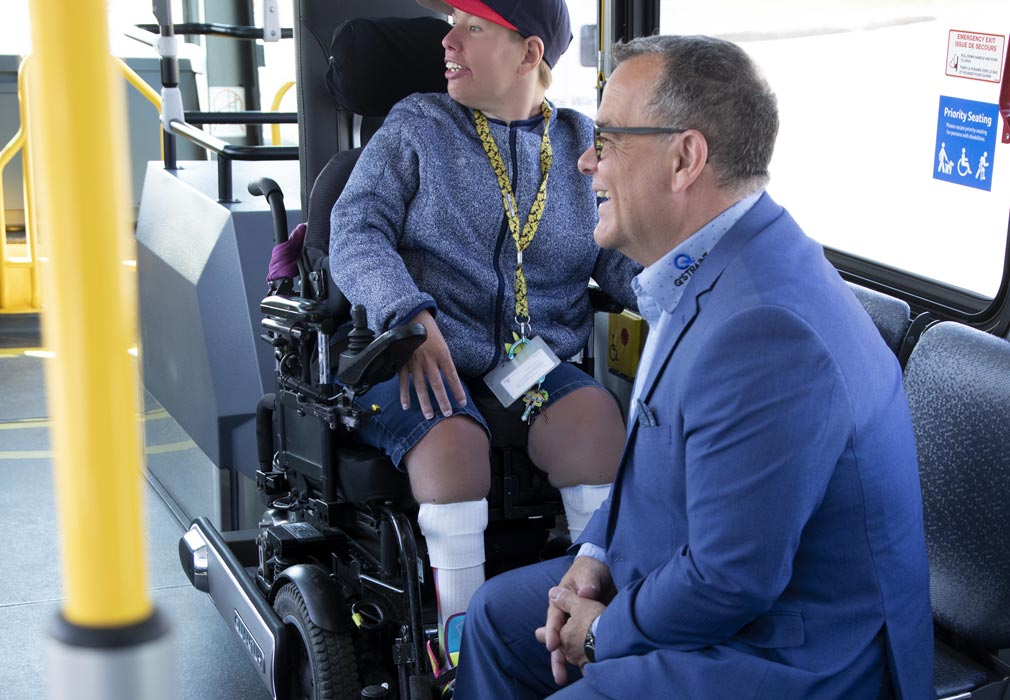 Q'STRAINT Makes Safety Accessible for the City of Regina