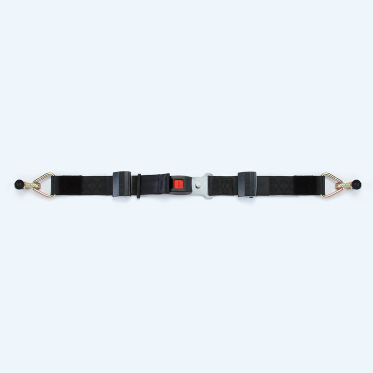 QRT Lap Belt for L-Track